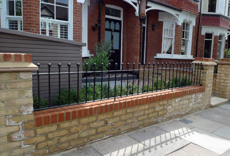Brickwall Builders London London Paving Company Patio
